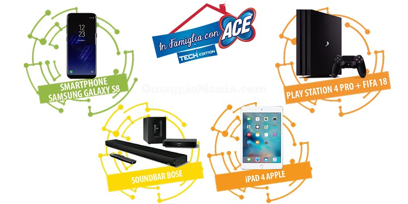In famiglia con ACE Tech Edition