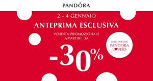 Pandora Sorpresa Esclusiva Dedicato a te