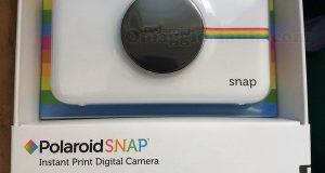 Polaroid SNAP di Nadia con Galbani Esistono Davvero