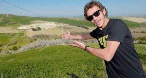 Valentino Rossi e ranch di Tavullia