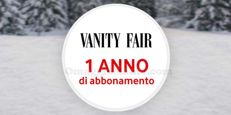 Vodafone Happy Friday 1 anno di abbonamento a Vanity Fair