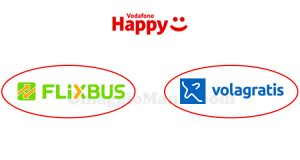 Vodafone Happy Friday Flixbus Volagratis