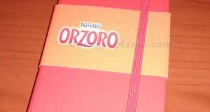 agendina Nestlé Orzoro di Maria Antonietta