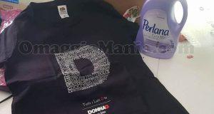 box sorpresa di Teresa con t-shirt e Parlana Cura 3D