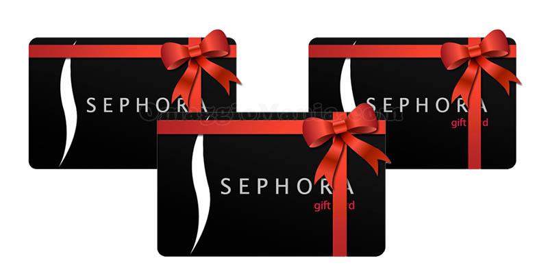 carte regalo Sephora gift card