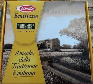 cofanetto Emiliane Barilla Parmigiano Reggiano di Nadia 2