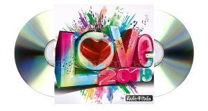 compilation LOVE 2018 Radio Italia