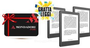 concorso Mondadori Gratta & Leggi 2018