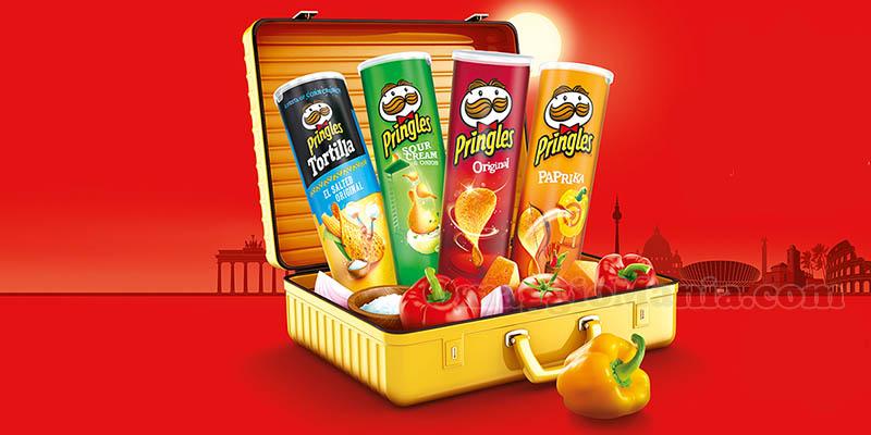 concorso Pringles Win a Trip