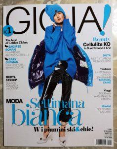 copia omaggio rivista Gioia n.2 2018 di Sole