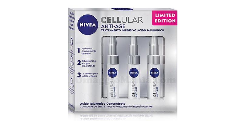 kit Nivea Limited Edition Kit Trattamento Intensivo all'acido ialuronico
