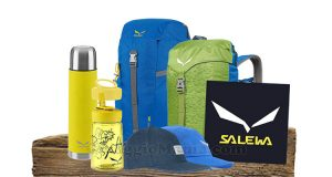 kit avventura Salewa
