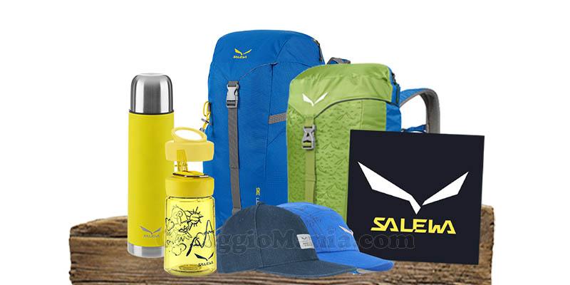 kit avventura Salewa