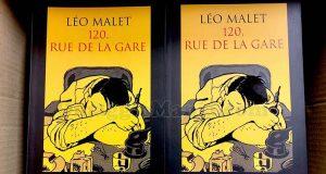 libro 120, Rue de la gare di Léo Malet Fazi Editore