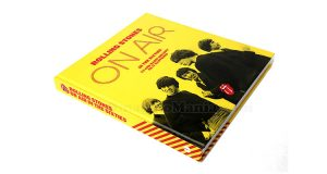 libro On Air Rolling Stones