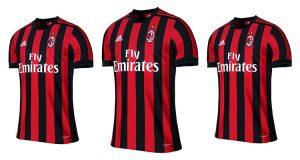 magliette AC Milan