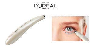 massaggiatore contorno occhi Homedics omaggio con L'Oréal Paris