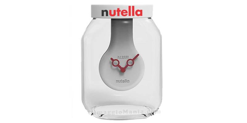 orologio Nutella anticipazione