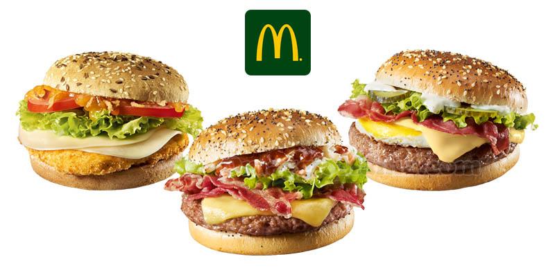 panini My Selection McDonald's selezionati da Joe Bastianich
