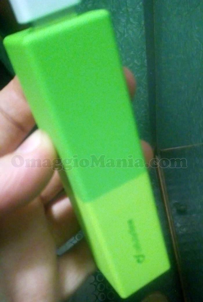 powerbank Cellularline con Chanteclair Vert di Simona
