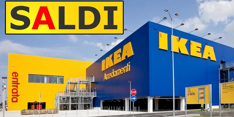 saldi invernali IKEA 2018