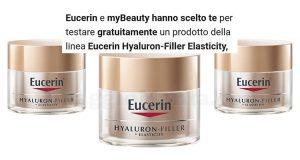 selezione tester Eucerin Hyaluron-Filler Elasticity