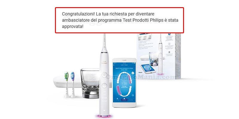 selezione tester Philips Sonicare HX990303