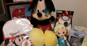 set regali Disney di Loridy75 con Kiabi Magic Disney