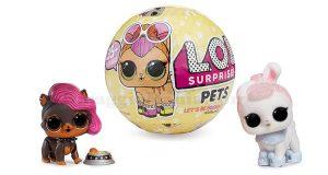 sfera L.O.L. Surprise! Pets Giochi Preziosi