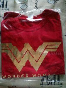 t-shirt Wonder Woman di Miriam