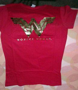 t-shirt Wonder Woman di Stefy
