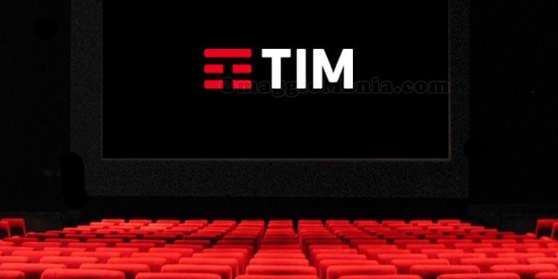 vinci un anno di cinema gratis con TIM