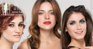 3 modelle per 1 giorno Bottega Verde 2017