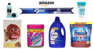 Amazon 5 prodotti spedizione gratuita