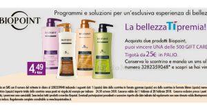 Biopoint La Bellezza Ti Premia