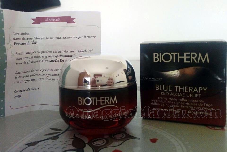 Biotherm Blue Therapy Red Algae Uplift di Francesca