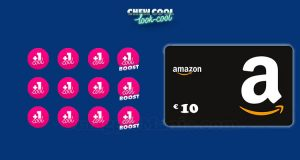 Chew Cool 12 punti buono Amazon