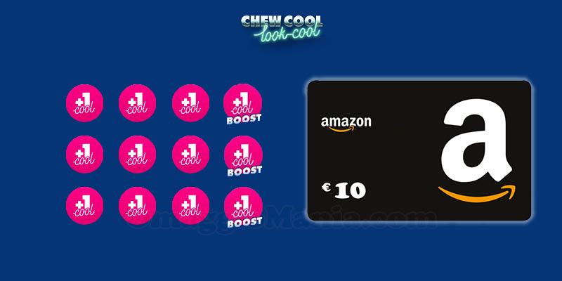 Chew Cool 12 punti buono Amazon