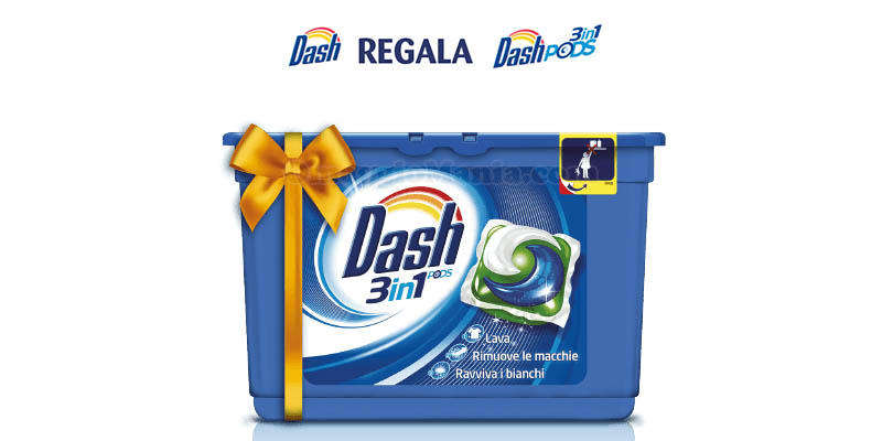 Dash regala Dash Pods 3 in 1