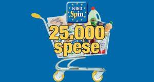 Eurospin 25.000 spese