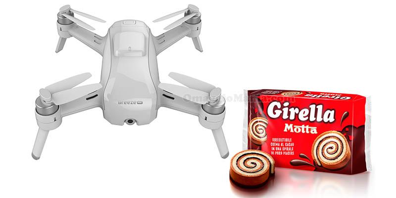 #GiraMeglioConGirella vinci ogni giorno un drone