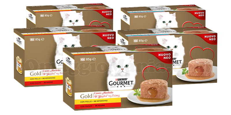 Gourmet Gold Cuore Morbido