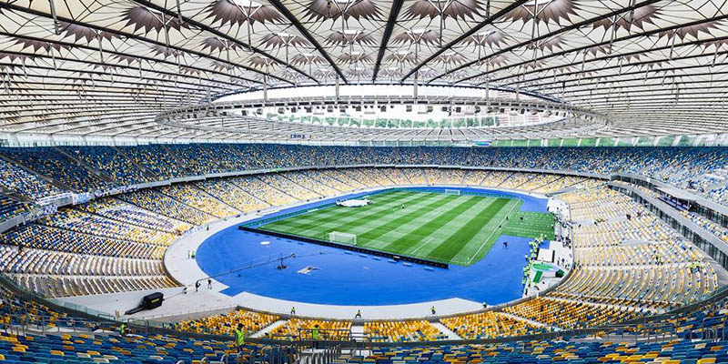 Kiev finale UEFA Champions League 2018