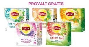 Lipton Provali Gratis