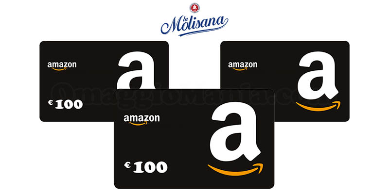 Mi Fa Bene La Molisana vinci buoni Amazon