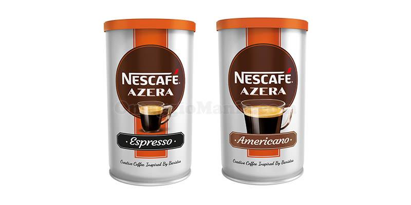 Nescafé Azera Espresso e Americano