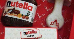 Nutella Clock di Chiara Maci