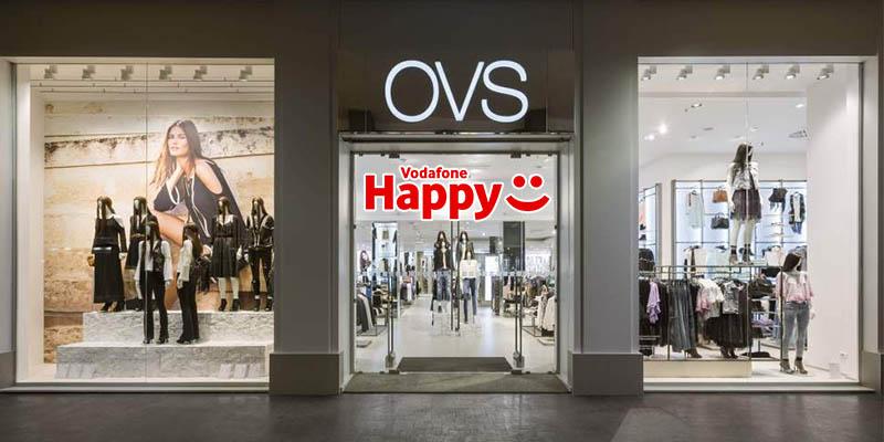 OVS Vodafone Happy