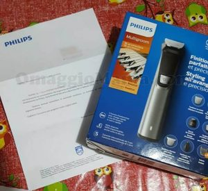 Philips Multigroomer Series 7000 di Marilù
