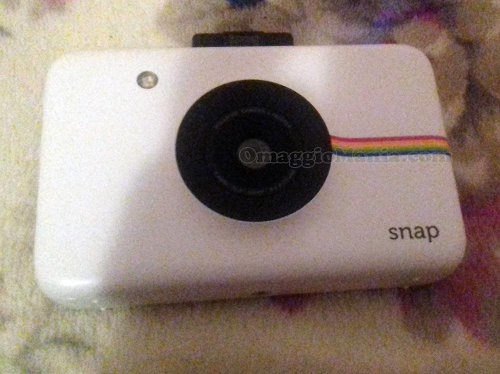 Polaroid SNAP di Emanuela con Bucanevica
